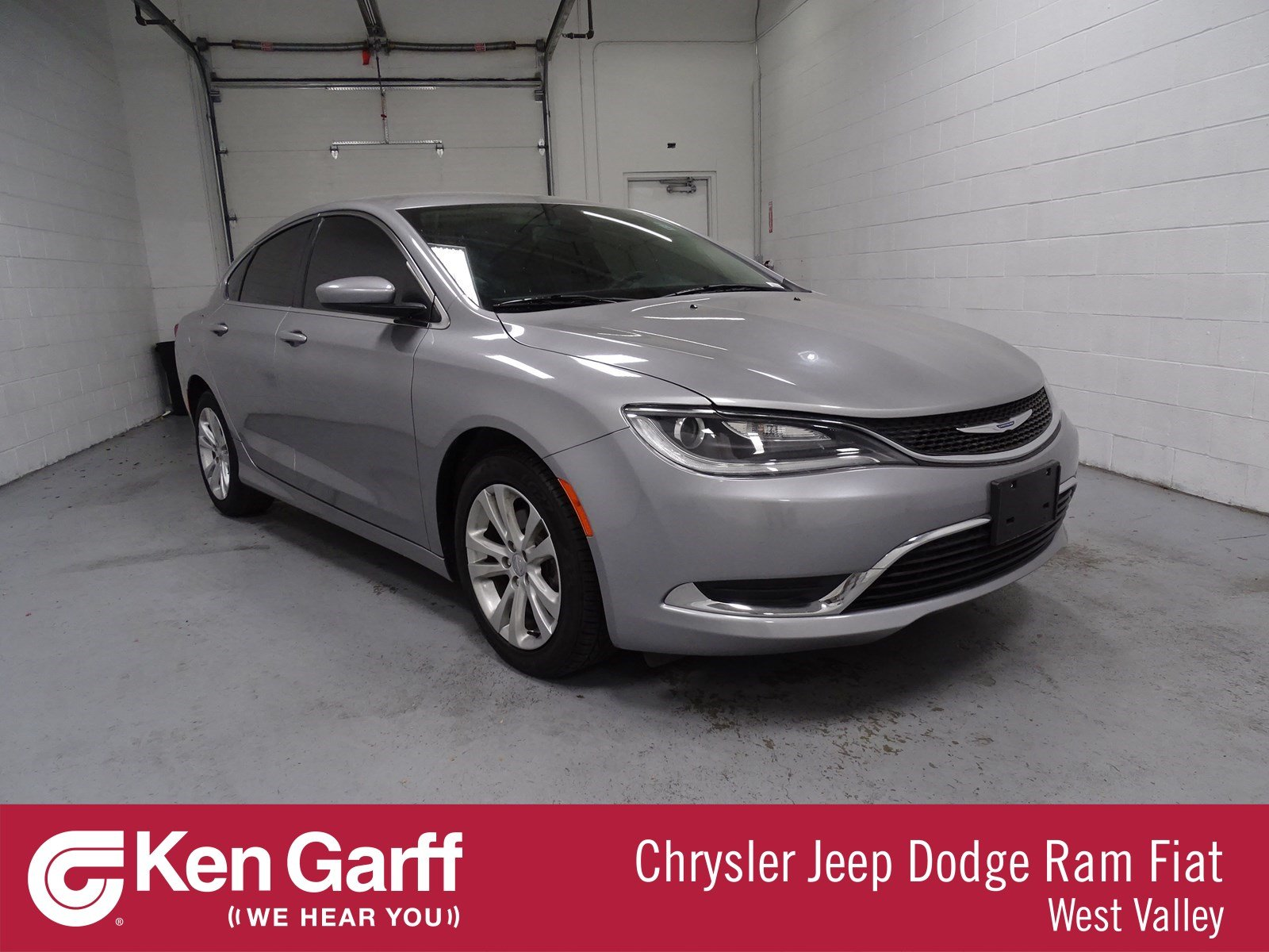 Certified Pre-Owned 2016 Chrysler 200 Limited