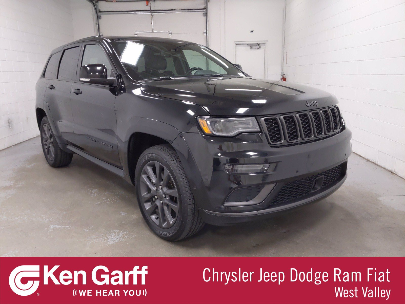 Pre Owned 2018 Jeep Grand Cherokee High Altitude Sport Utility In West Valley City 1dr0030 Ken Garff West Valley Chrysler Jeep Dodge Ram Fiat