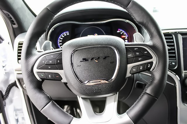 New 2018 Jeep Grand Cherokee Srt Sport Utility In West Valley City
