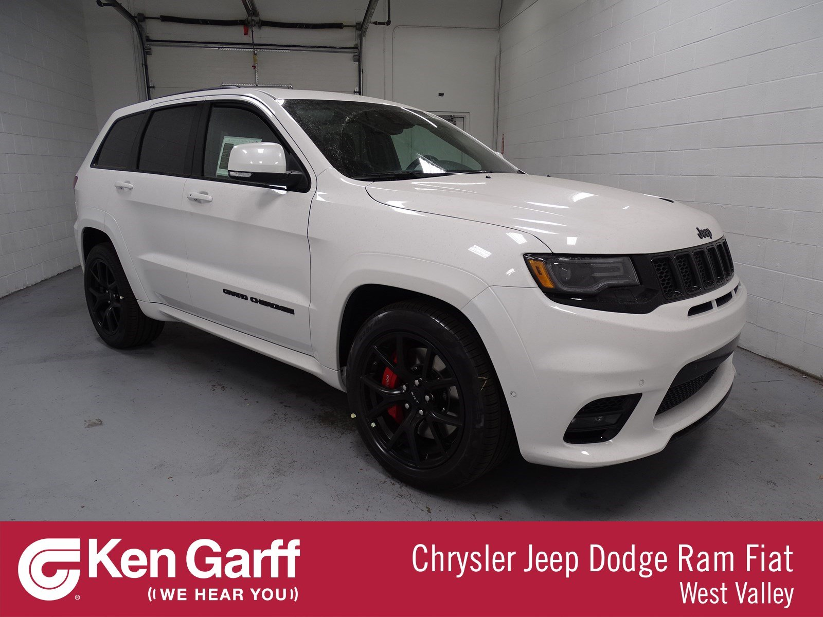 New 2018 Jeep Grand Cherokee Srt 4x4