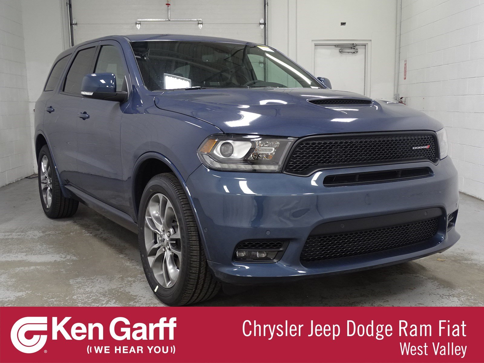 New 2019 Dodge Durango R T