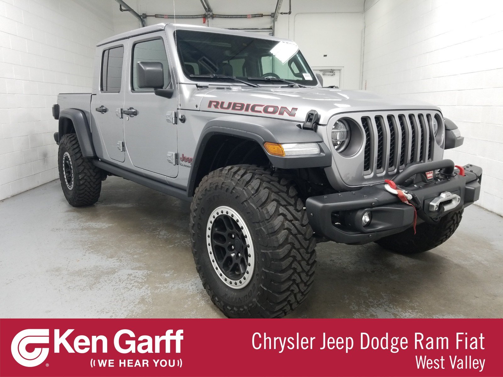 Certified Pre-Owned 2020 Jeep Gladiator Rubicon