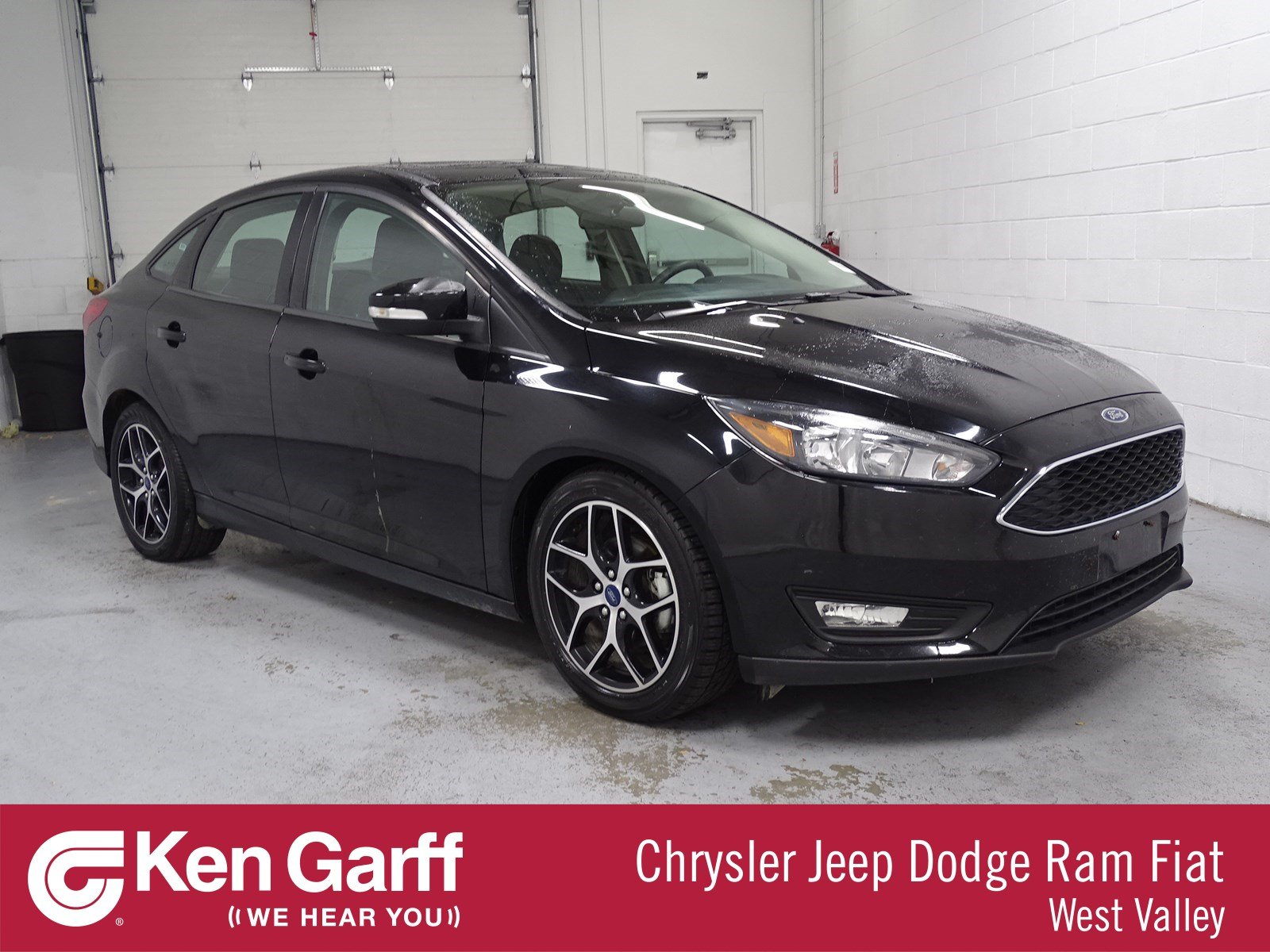 Pre Owned 2017 Ford Focus Sel