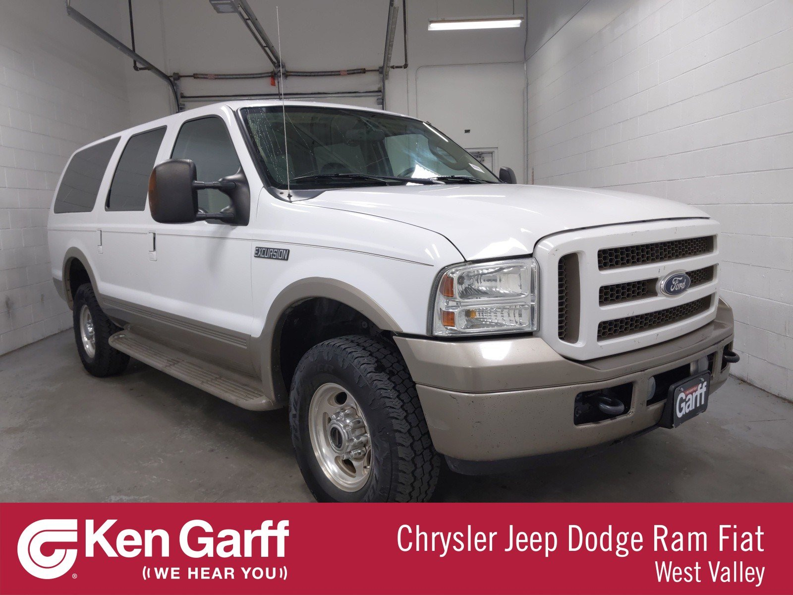 Pre-Owned 2005 Ford Excursion Eddie Bauer