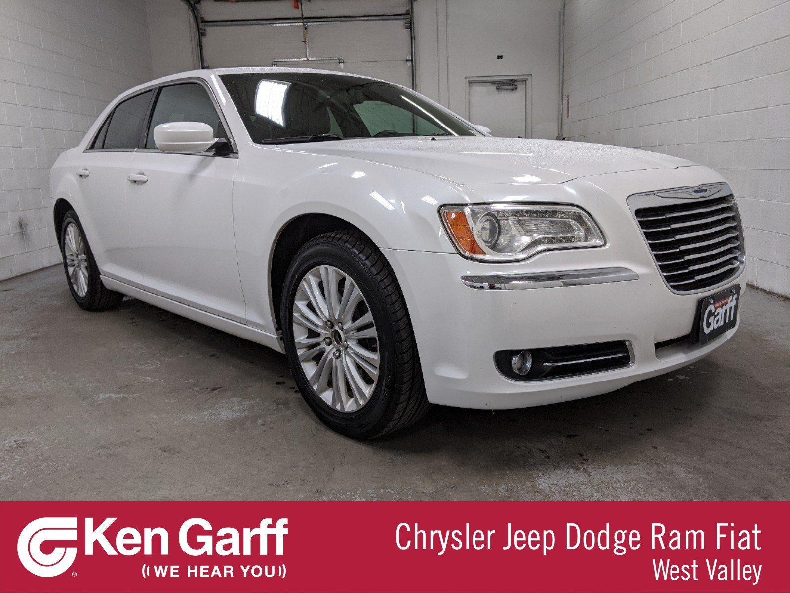 Pre-Owned 2014 Chrysler 300 4DR SDN LTD AWD