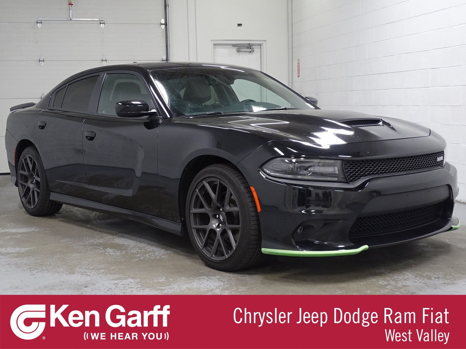 2017 Dodge Charger >> Certified Pre Owned 2017 Dodge Charger Daytona 340 With Navigation