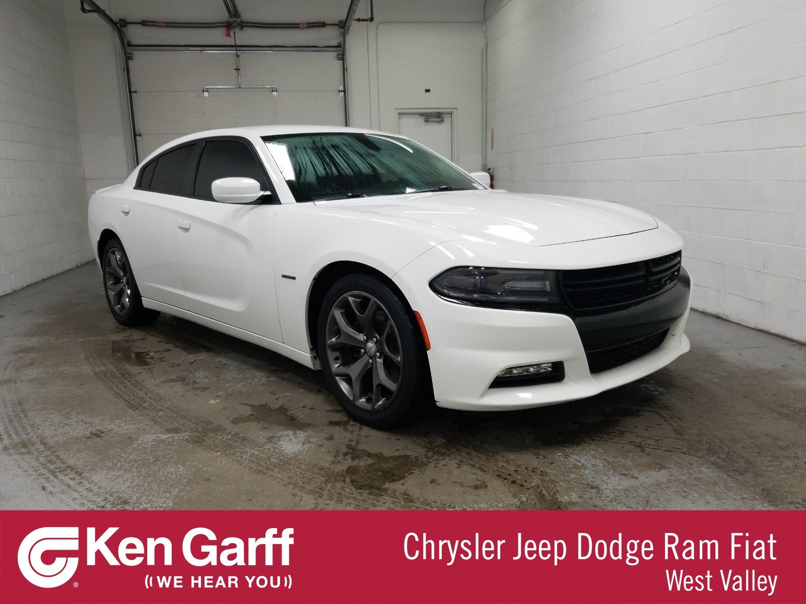 Certified Pre-Owned 2015 Dodge Charger RT
