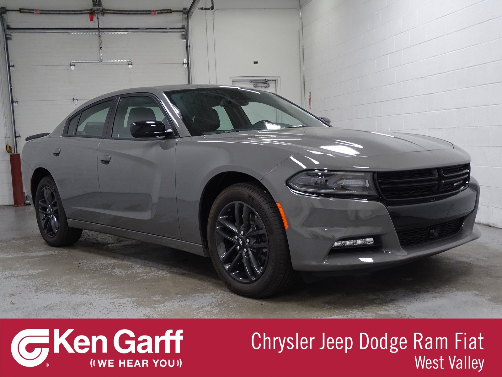 New 2019 Dodge Charger Sxt Sedan In West Valley City 1d90674 Ken