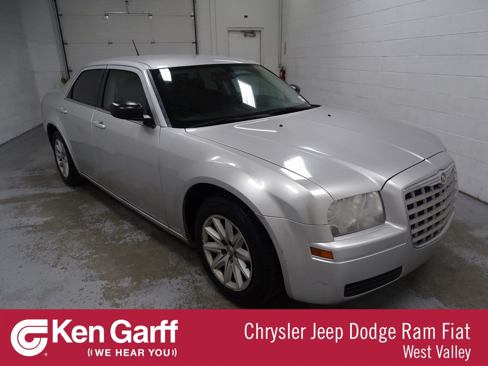 Pre-Owned 2008 Chrysler 300 LX