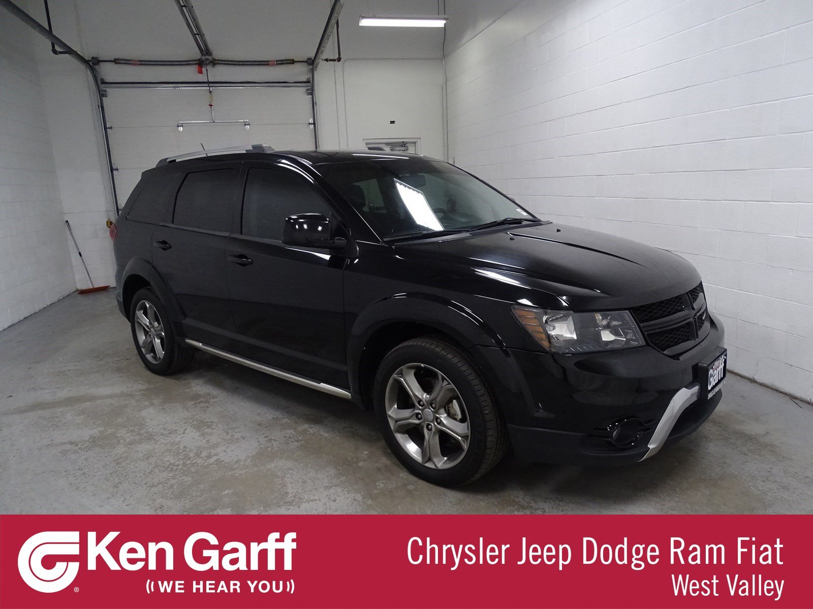 Pre Owned 2017 Dodge Journey Crossroad Plus