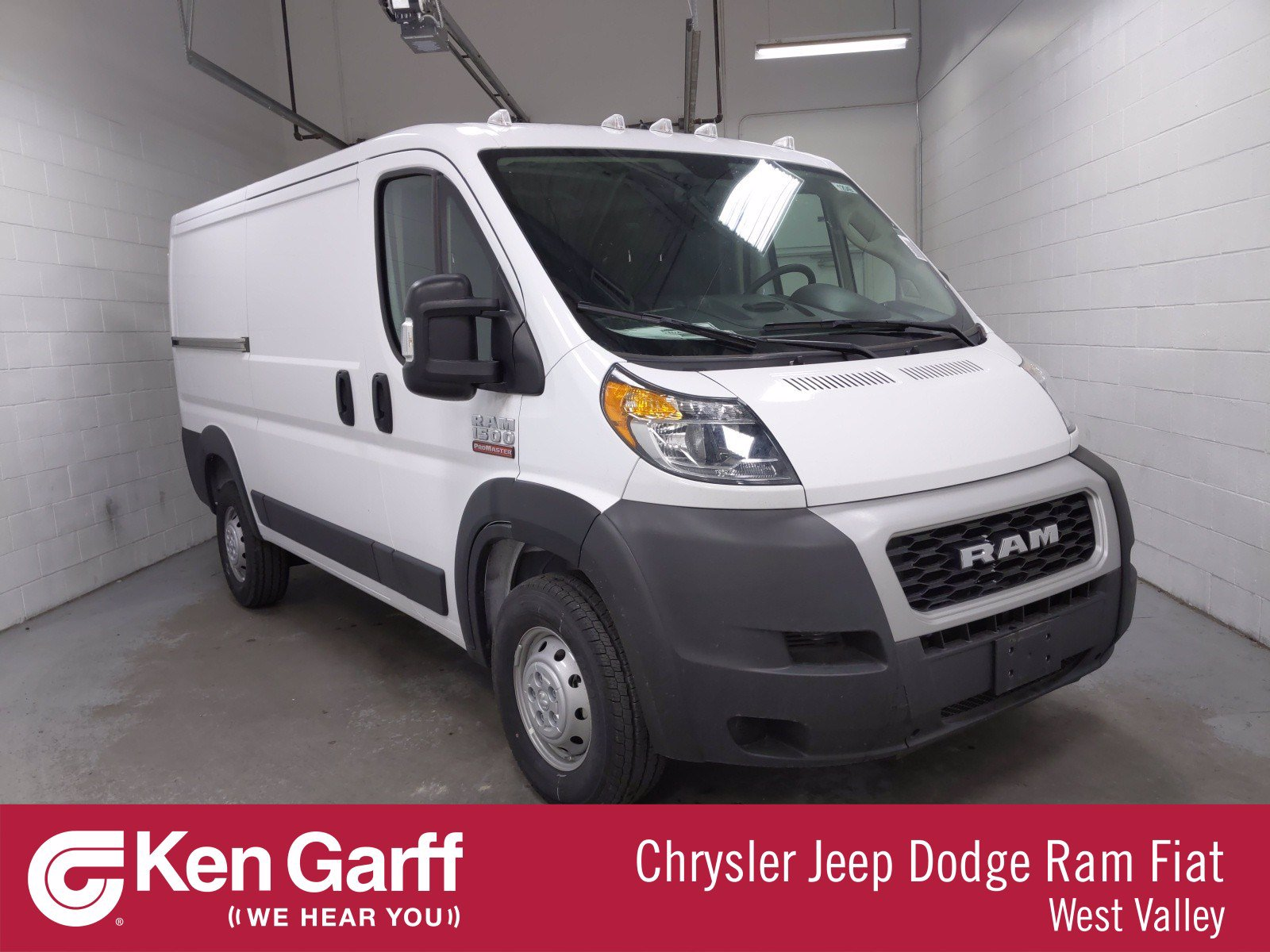New 2020 RAM ProMaster CARGO VAN LOW 136WB