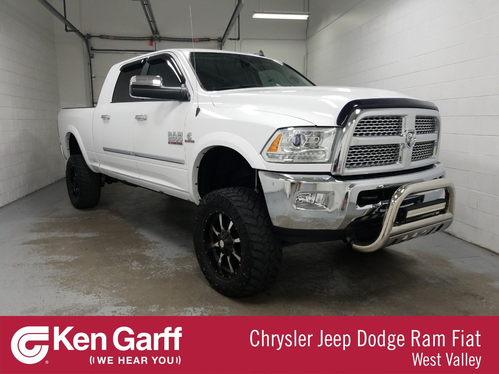 Dodge Ram 2015 >> Certified Pre Owned 2015 Ram 2500 Laramie With Navigation 4wd