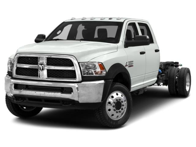 Pre-Owned 2018 Ram 5500 Chassis Cab Tradesman