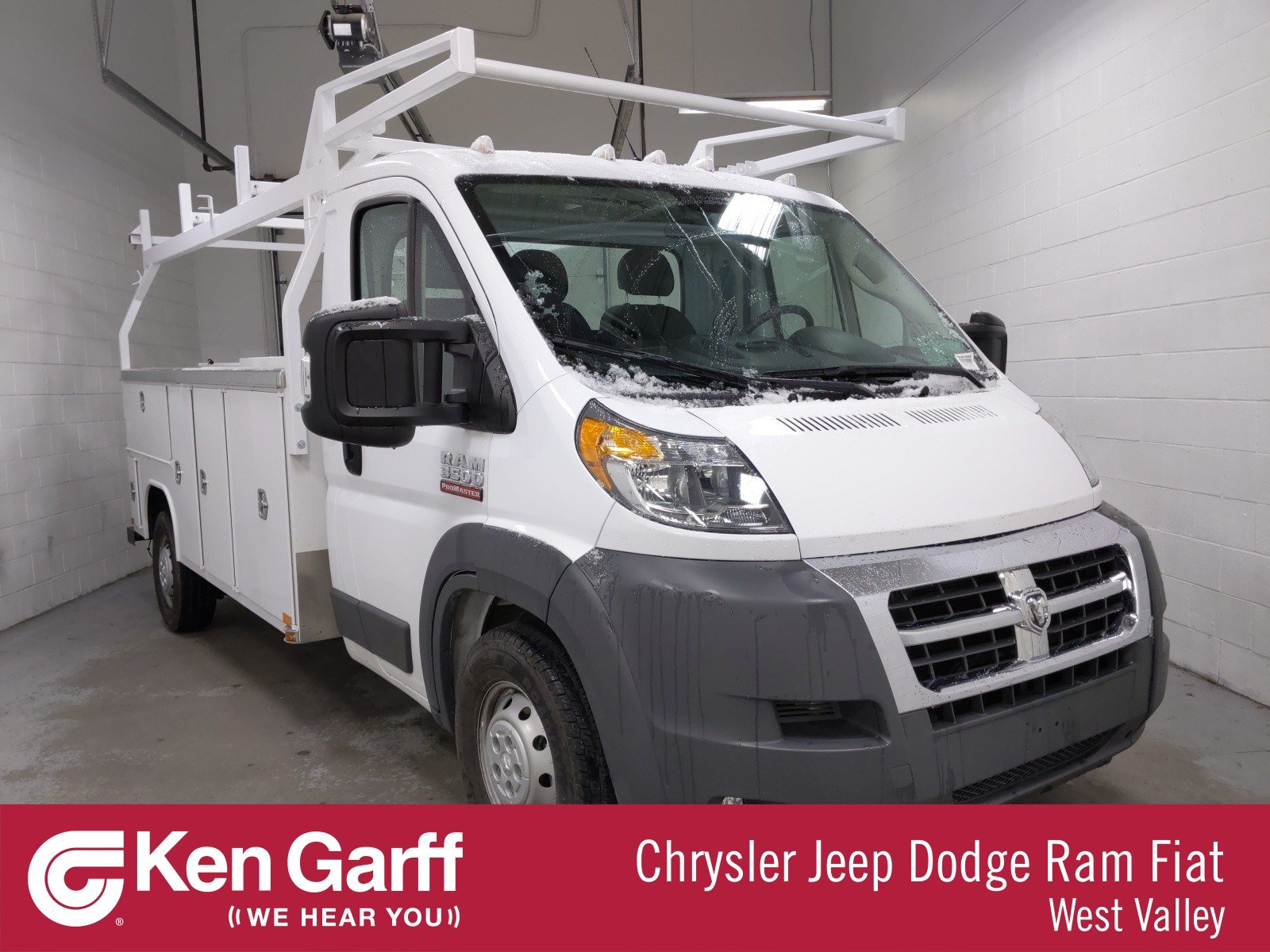 Pre-Owned 2018 Ram ProMaster Chassis Cab 3500 159 WB 104 C