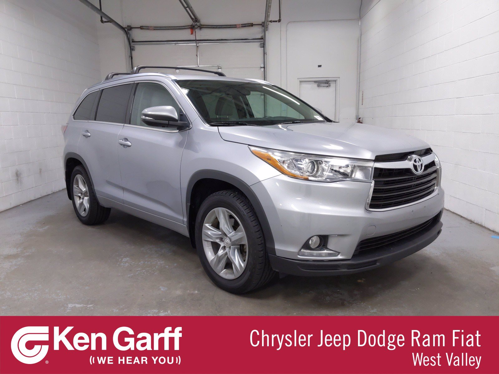 Pre-Owned 2015 Toyota Highlander 4DR AWD V6 LTD PLAT