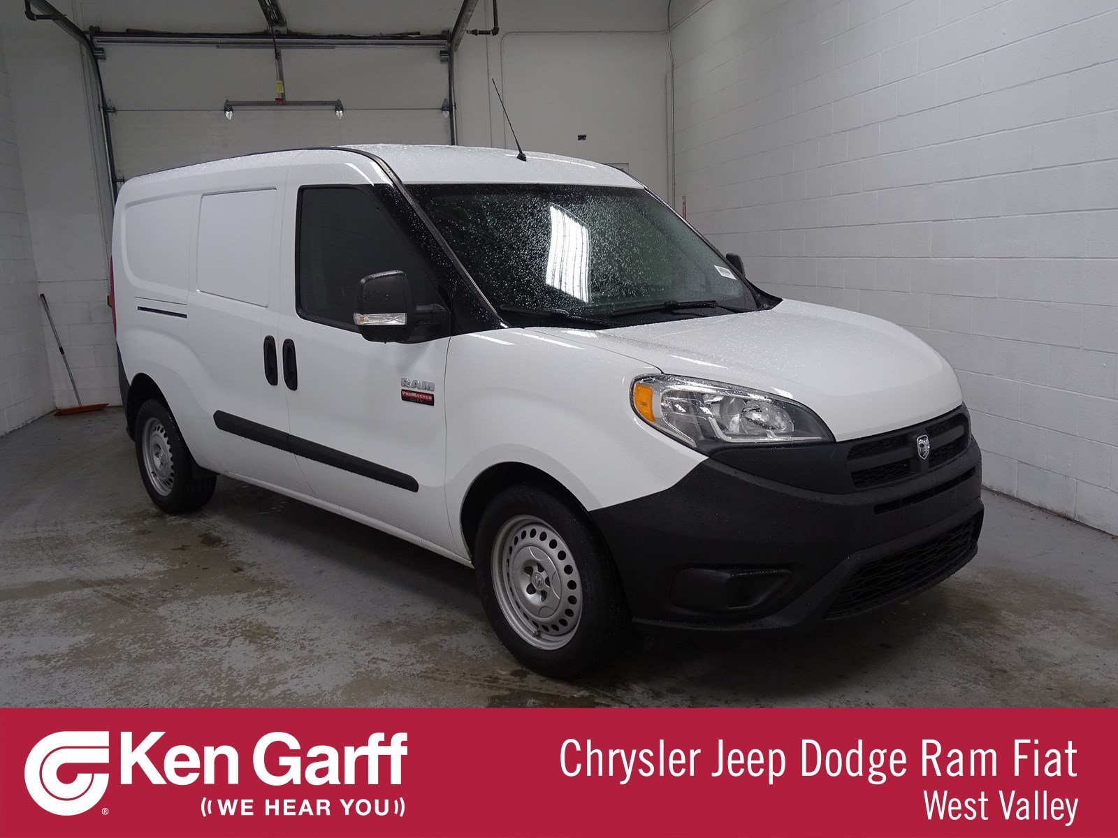 68bd6257f6 Certified Pre-Owned 2017 Ram ProMaster City Cargo Van Tradesman Mini ...