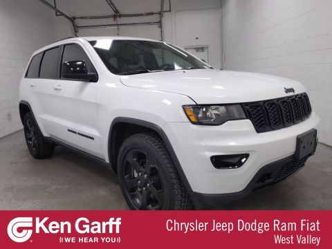 Certified Pre-Owned 2018 Jeep Grand Cherokee Upland