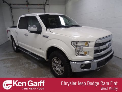 Pre-Owned 2015 Ford F-150 4WD SUPERCREW