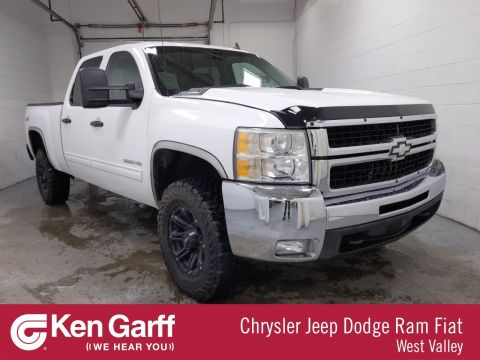 Pre-Owned 2010 Chevrolet Silverado 2500HD LT