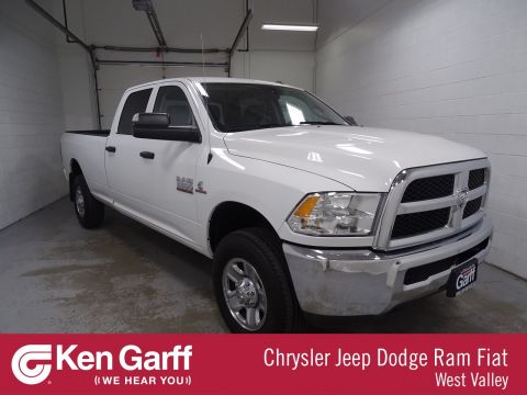 Certified Pre Owned 2018 Ram 3500 Tradesman