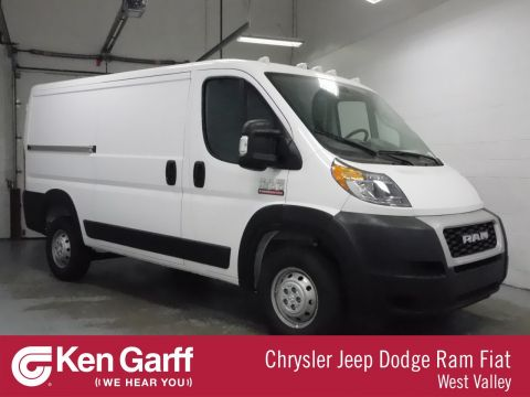 New 2019 RAM ProMaster CARGO VAN LOW 136WB