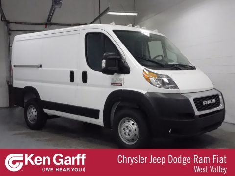 New 2019 RAM ProMaster CARGO VAN LOW 118WB