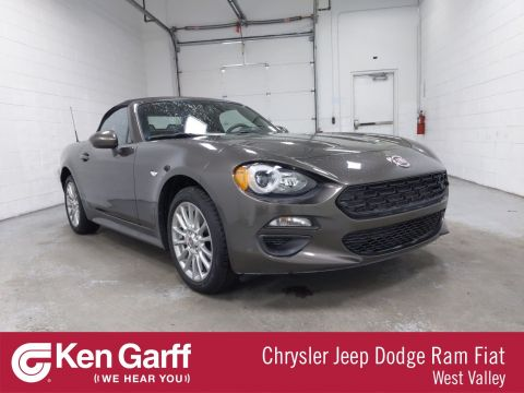 Certified Pre-Owned 2018 FIAT 124 Spider Classica