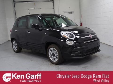 Certified Pre-Owned 2018 FIAT 500L Pop